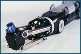 50 Diagnostic Inspection televisee canalisation eaux essonne 91 Robot camera SEA environnement assainissement entretien